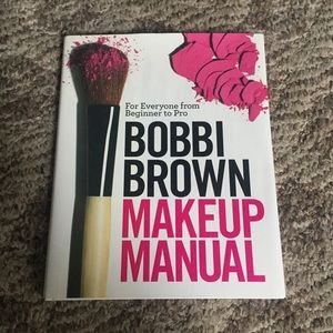 Bobbi Brown Makeup Manual Hardcover Book Poshmark